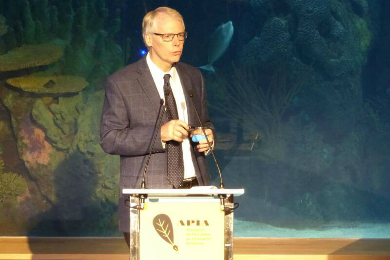 Gary T. Gardner, del Worldwatch Institute, alerta sobre la necesidad de incidir en las soluciones prácticas al calentamiento global.
