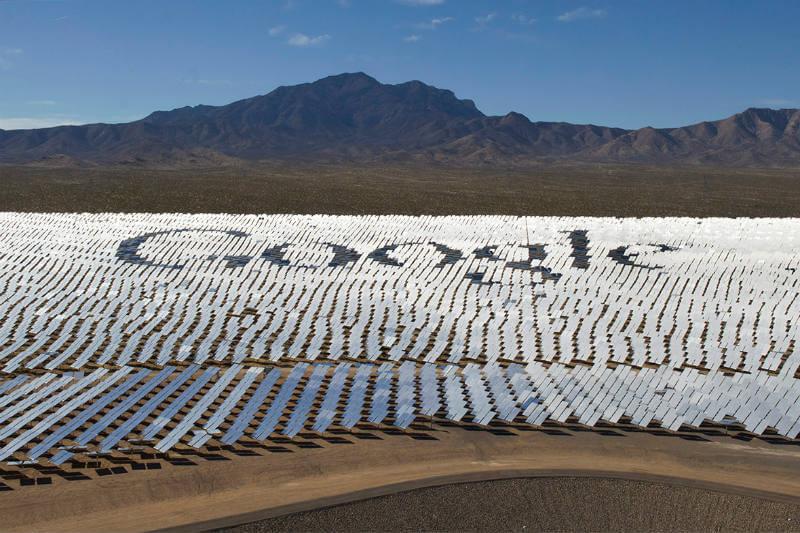 Con la compra de electricidad de tres parques eólicos en los Estados Unidos, la capacidad de producción de Google llegó a los 3 GW.