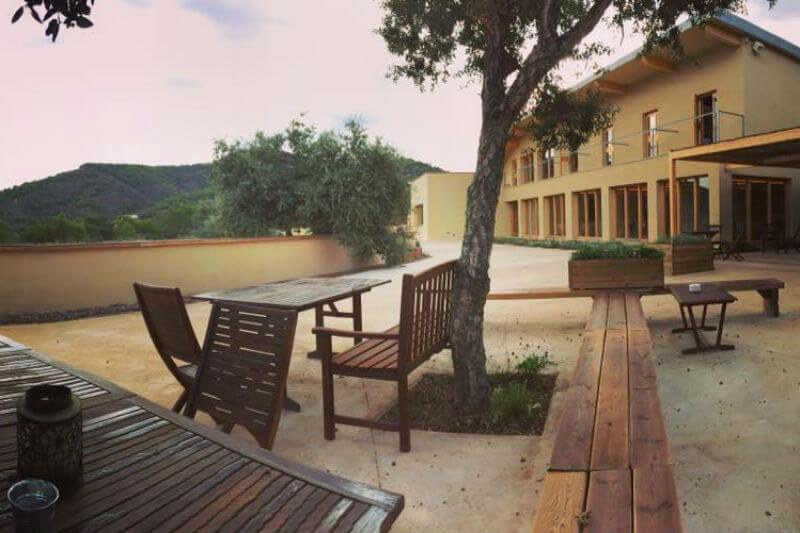 El proyecto ofrece una experiencia turística eco-ética de calidad en España, su compromiso con el medio ambiente se hace notar en cada rincón.