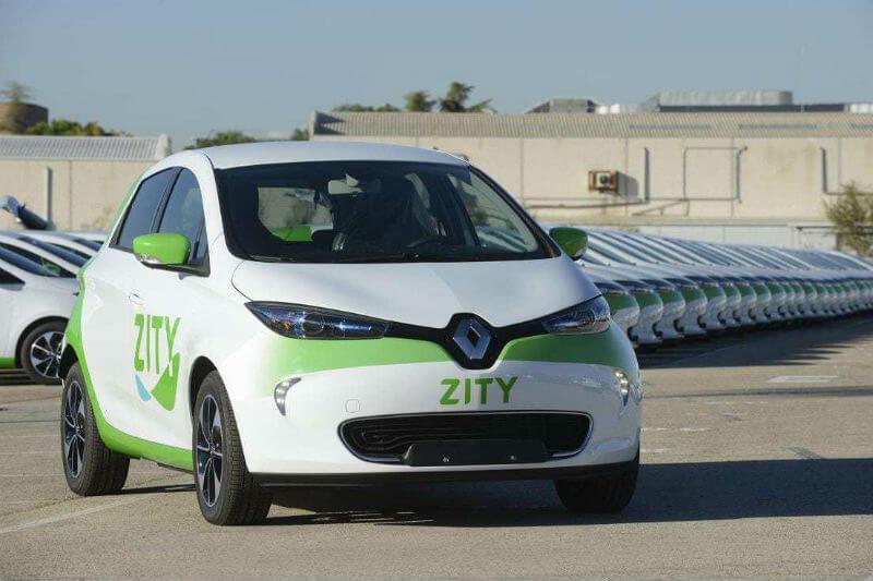 La ciudad se verá beneficiada por el servicio de autos eléctricos compartidos Zity, gracias a la colaboración del operador Ferrovial y la compañía Renault.
