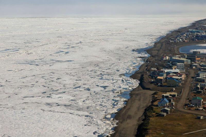 Un sistema informático concluyó que una estación meteorológica en el norte de Alaska debió haberse averiado porque estaba registrando temperaturas muy altas.