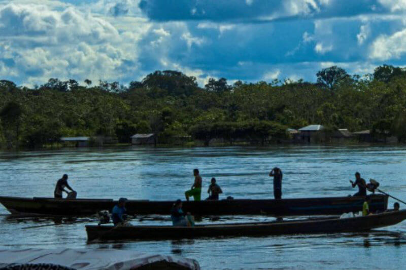 El país cuenta con el nuevo Parque Nacional Yaguas, asegurando así el mantenimiento de los recursos naturales en beneficio de las comunidades nativas.