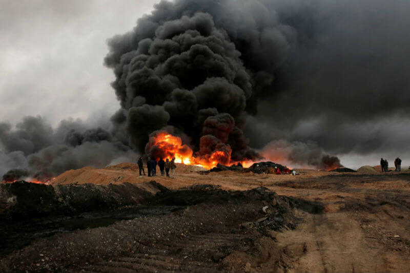 Los conflictos en curso y la escasa atención de las autoridades locales han llevado a Irak al borde de un desastre ambiental, con altos riesgos para la salud.