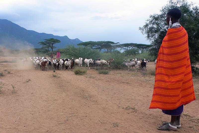 mujeres africa tanazania - Foto por Rémy Venturini/Unsplash
