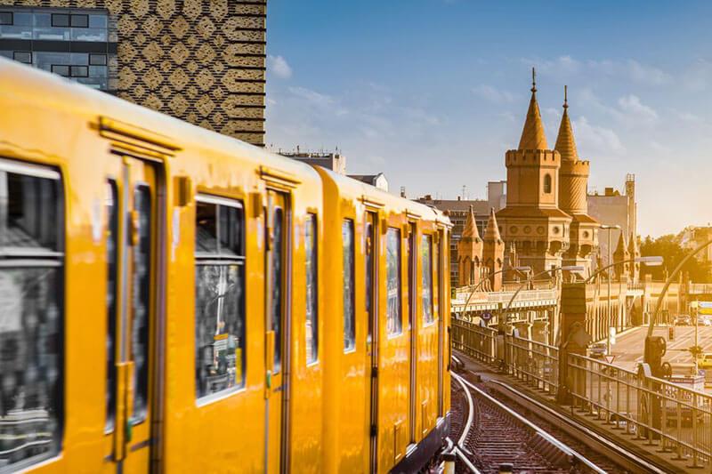 Alemania transporte gratuito
