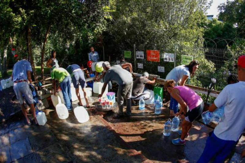 Autoridades informan que se logró ampliar hasta el próximo mes de junio el plazo de sus reservas de agua, gracias a una intensa reducción del consumo.