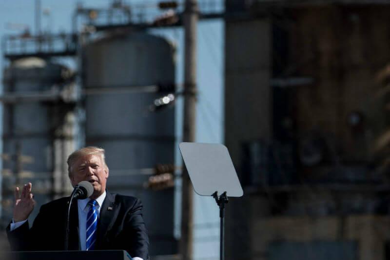 Solo EE. UU. consumirá gran parte del presupuesto de carbono del mundo por sus políticas actuales y porque la producción de petróleo y gas natural continuarán.