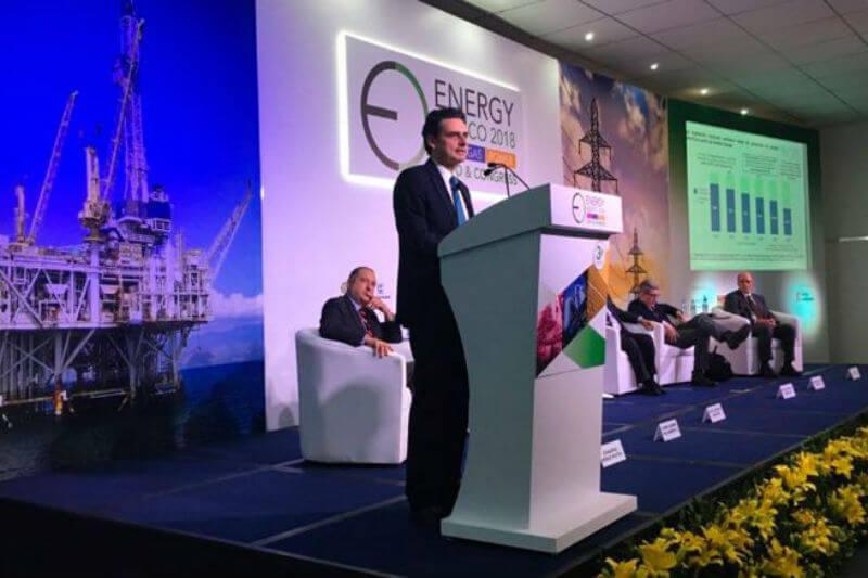 El objetivo anterior era alcanzar dicho porcentaje en el 2024, pero debido a las nuevas centrales de energía limpia se podrá lograr antes.