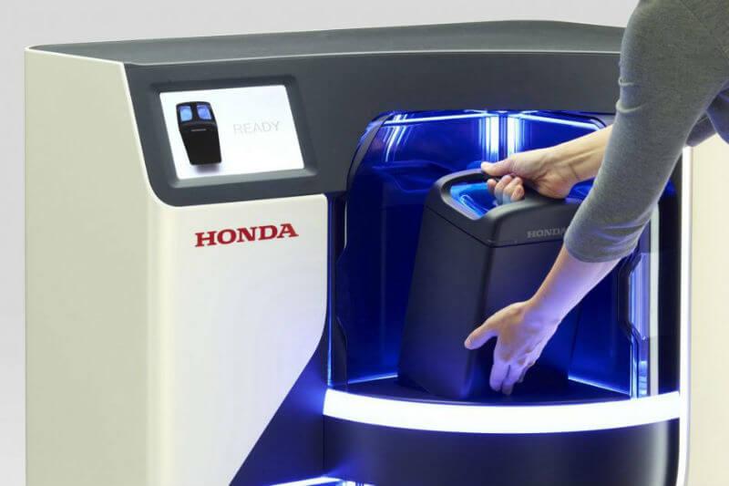 La compañía presenta una nueva alternativa de sistemas de baterías portátiles, intercambiables, recargables y accesibles para vehículos eléctricos pequeños.