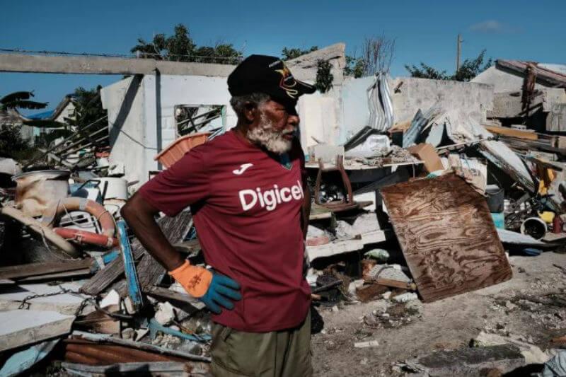 Después del huracán Irma, Gaston Browne comenta la desafiante situación en la que se encuentra Barbuda y el proceso de reconstrucción que tomará varios años.