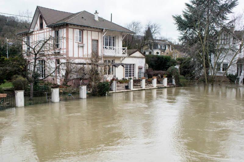 Un estudio, basado en Modelos de Impacto, muestra que entre 500,000 y 1 millón de personas se verán afectadas por las inundaciones en el continente.