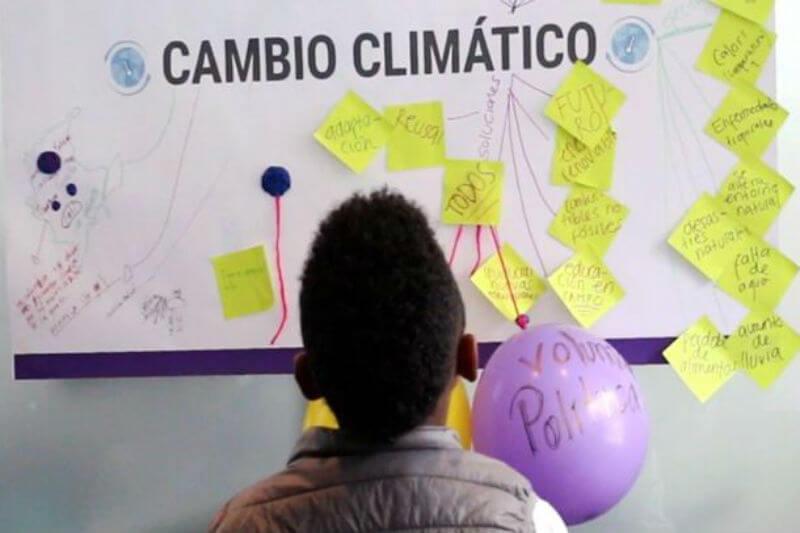 Un grupo reclama a Colombia medidas concretas para frenar la deforestación de la Amazonía y una garantía de que tendrán una vida libre de tragedias ambientales.