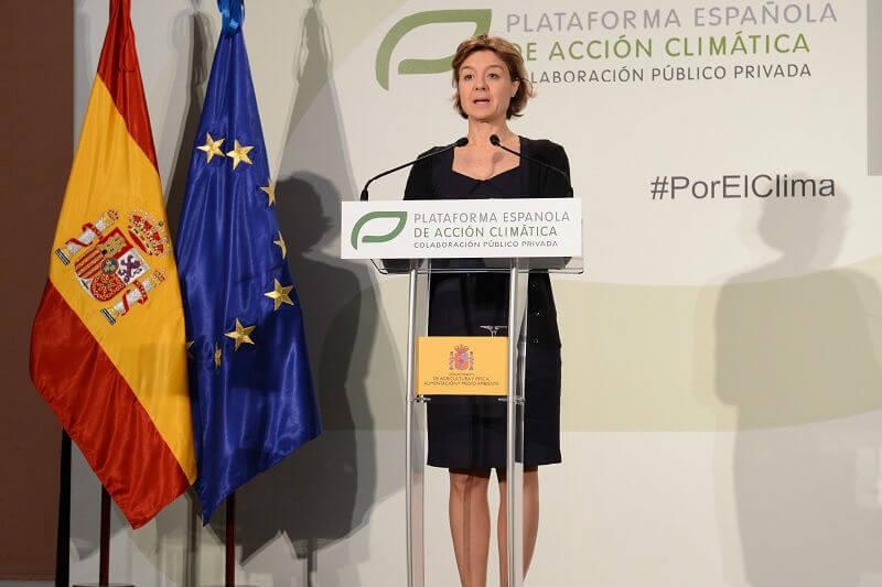 """La iniciativa pretende """"retratar"""" el compromiso y las actuaciones de lucha contra el cambio climático que se llevan a cabo en España por actores no estatales."""