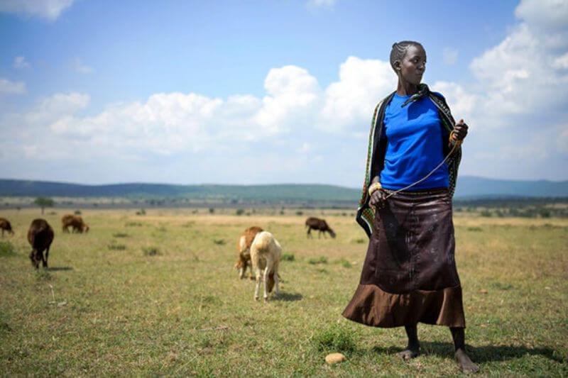 Para los residentes de Nkoilale quedó claro que para lograr mitigar el cambio climático, tienen que involucrar a las mujeres en la toma de decisiones.