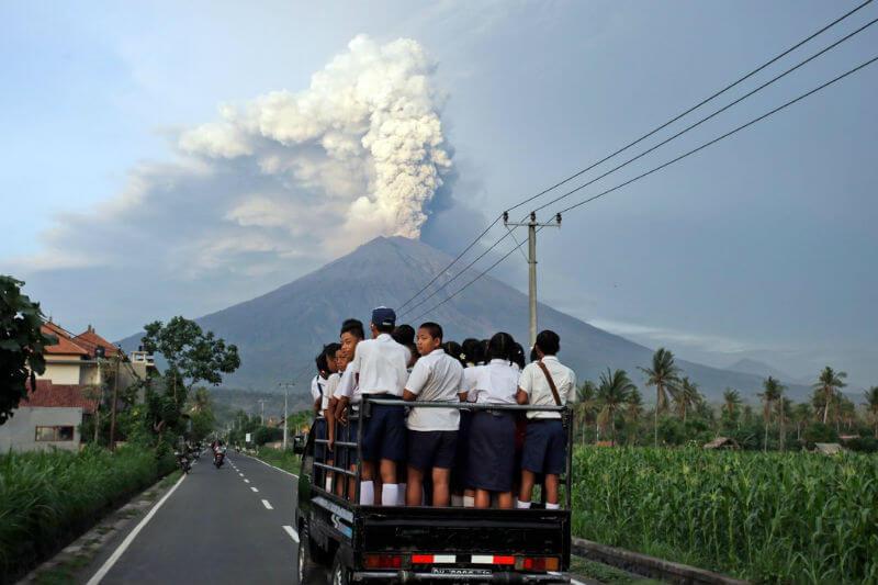 Las erupciones llegan a tener una influencia natural en el clima. Por eso, científicos planean un programa de respuesta para estudiar la siguiente erupción.