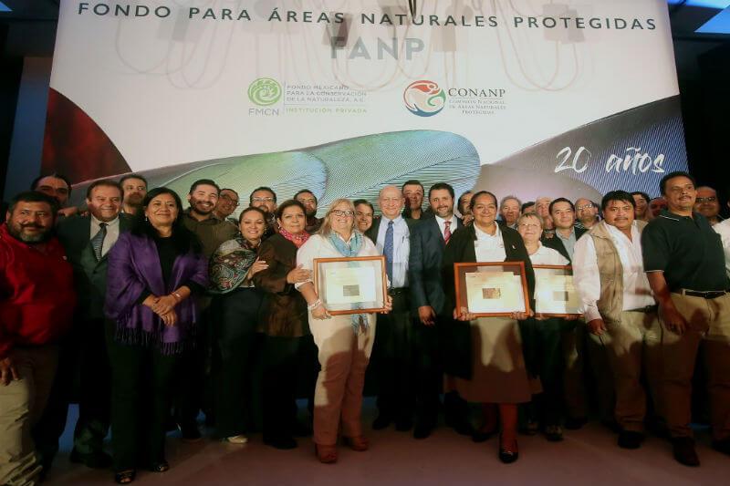El Fondo Monetario para la Conservación de la Naturaleza ha financiado más de 1,300 proyectos para la protección de áreas naturales en México.