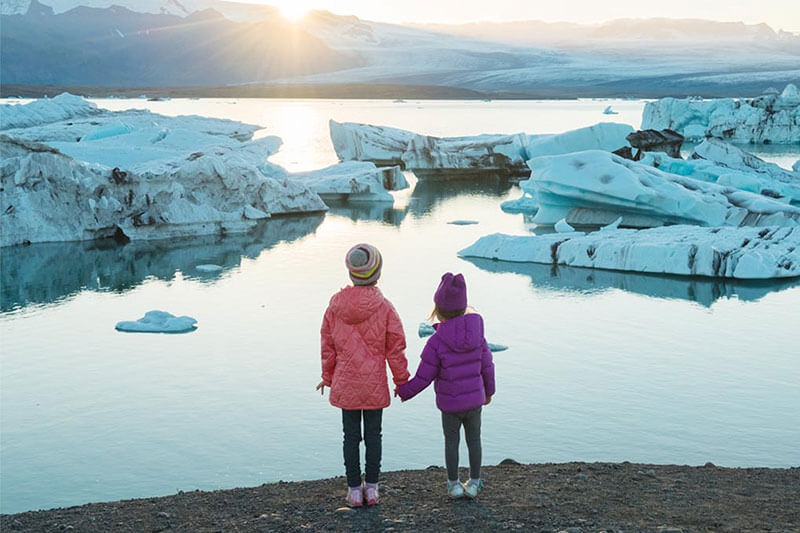 Cómo hablar con tus hijos de cambio climático