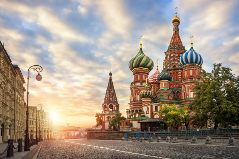 Las ciudades que podrían ver los aumentos de temperatura más abruptos durante 2020 incluyen Moscú, Helsinki y Ottawa.