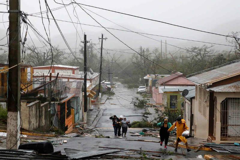 Según el Instituto de Estadísticas de la isla, unas 184,000 personas abandonaron Puerto Rico entre septiembre y noviembre de 2017 después del huracán.