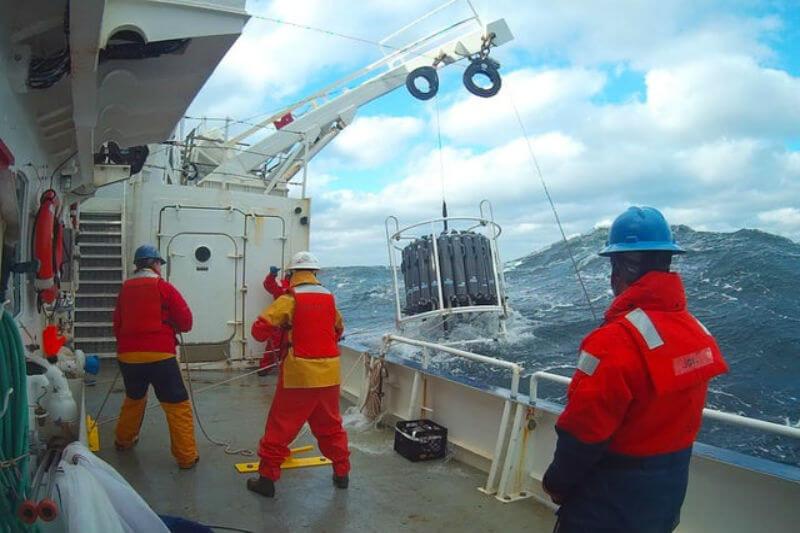 Investigación recopilará datos sobre cómo el aumento de la temperatura y cambios en la cadena alimentaria afectan a la plataforma continental del Mar del Norte.