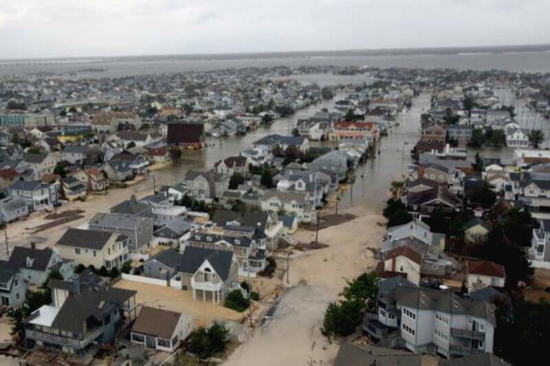 Estudio señala que una diferencia de solo medio grado significa que otros 5 millones de personas en todo el mundo tendrán sus hogares sumergidos bajo el agua.