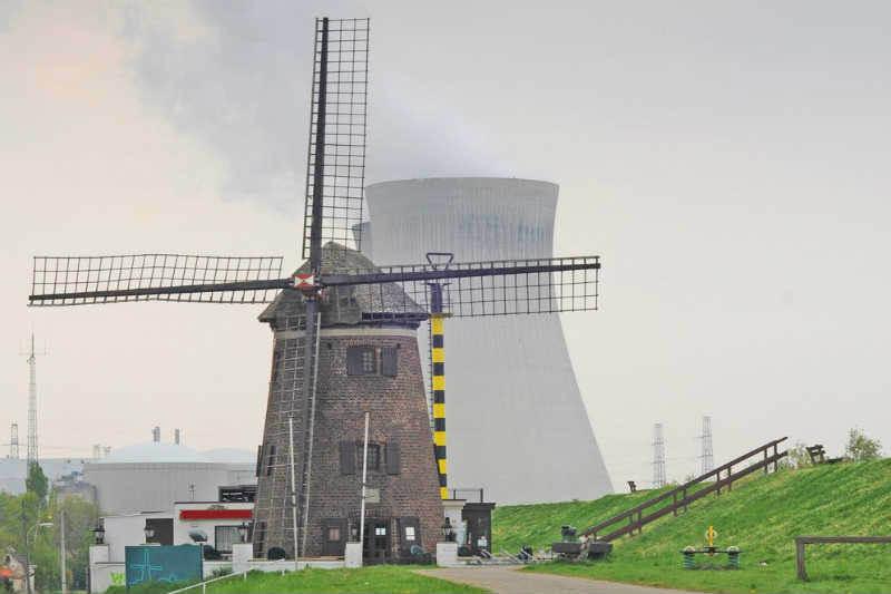 El pacto energético aprobado por el Gobierno belga prevé la eliminación de la energía nuclear, la inversión se centrará en las energías renovables.
