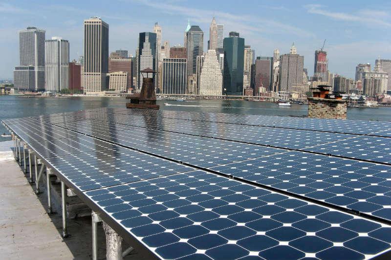 El estado apunta a una reducción del 40% en las emisiones de gases de efecto invernadero para el 2030 y en un 80% para el 2050.