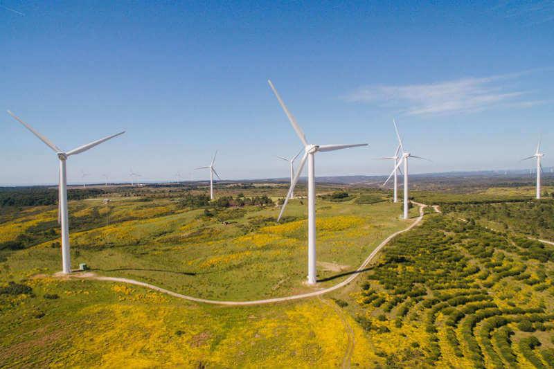 Según un informe, en marzo se produjeron 4.812 GWh de electricidad renovable, lo que significa que se superó la demanda de energía.