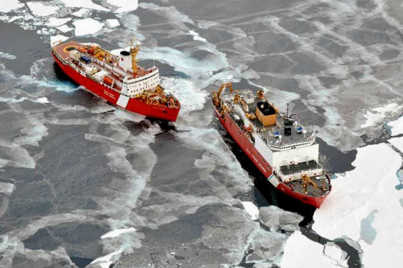 Nuevos tipos de datos satelitales y modelos por computadora proporcionarán información crucial para las comunidades e industrias del Océano Ártico.