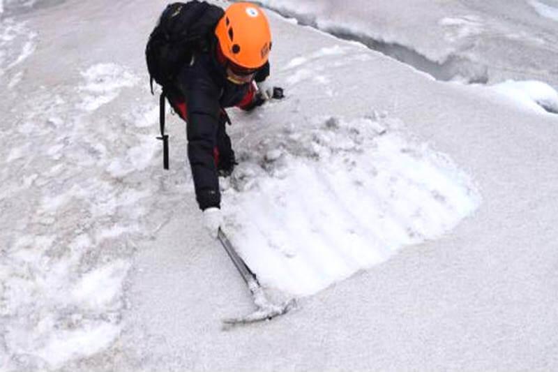 Según un estudio algunos de los glaciares más altos de Perú están cubiertos de hollín o carbono negro, lo que está acelerando su deshielo.