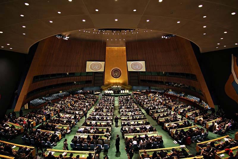 Asamblea General-ONU