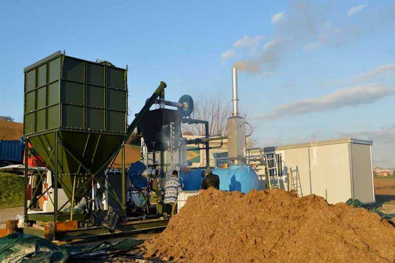 El proyecto Chimera busca convertir los residuos en un recurso y eliminar una importante fuente de contaminación ambiental.