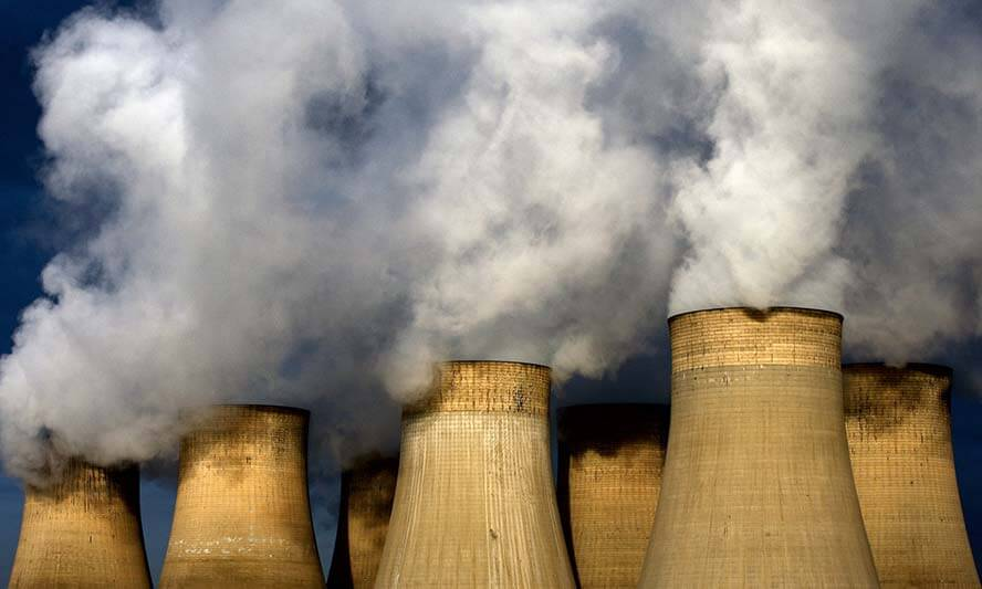 Podemos limpiar la atmósfera de CO2