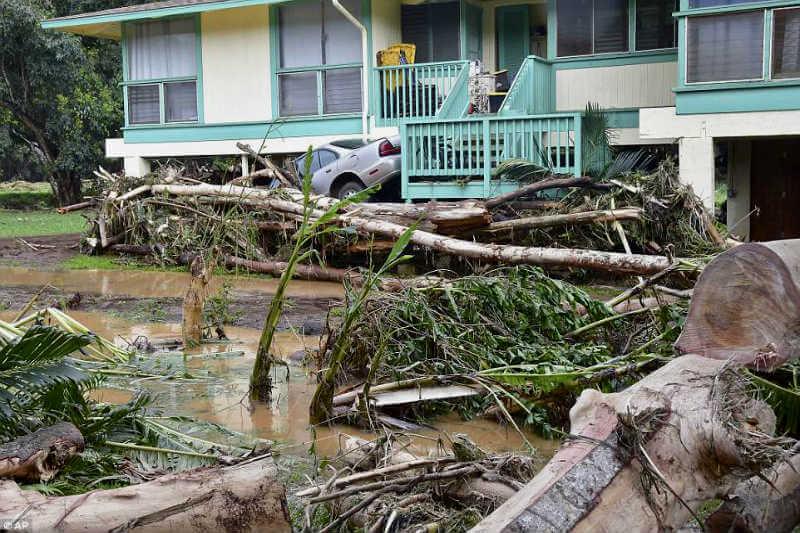 La tormenta causó grandes inundaciones y deslizamientos de tierra. Investigadores dicen que marcó la primera gran tormenta vinculada al cambio climático.