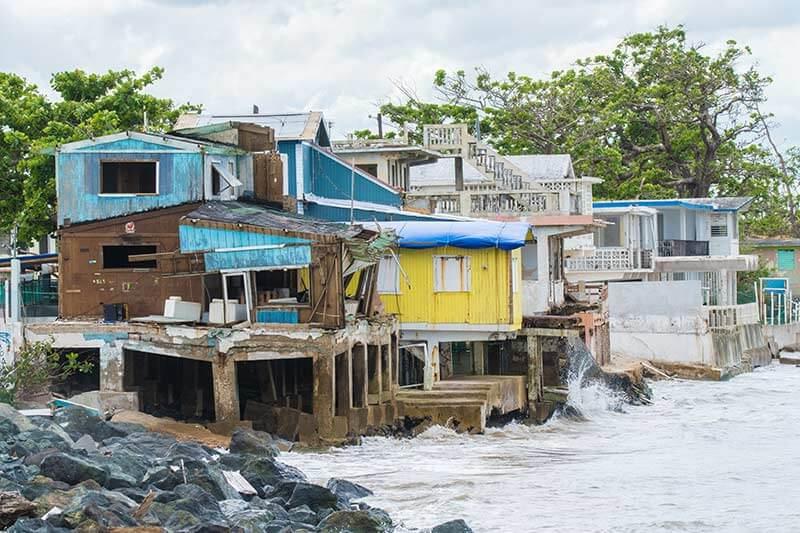 Puerto Rico saldo de muertes