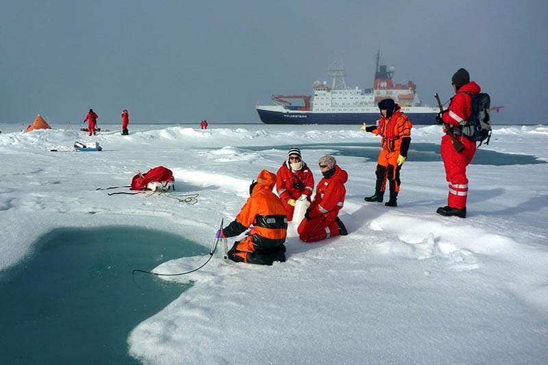 Record Plásticos en el Ártico
