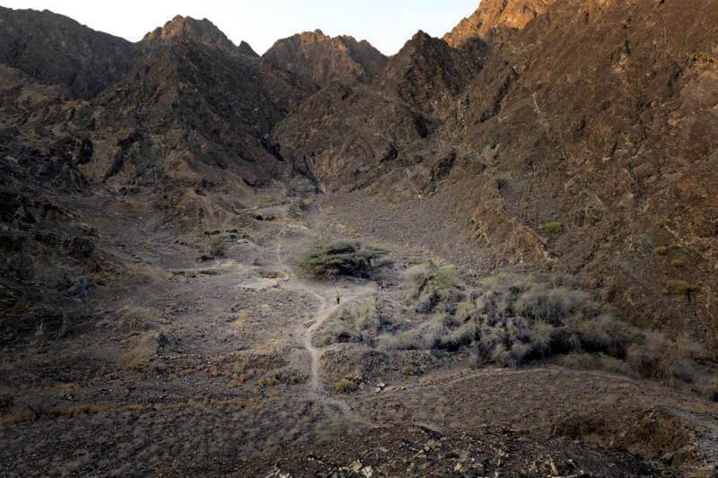 La mineralización de carbono, un proceso natural en sectores montañosos como Omán, podría ayudar a que el CO2 se eliminara de la atmósfera para siempre.