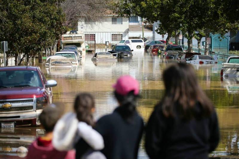 Estudio proporciona una nueva visión de cómo está cambiando la precipitación en California y por qué va a ser importante para los administradores del agua.