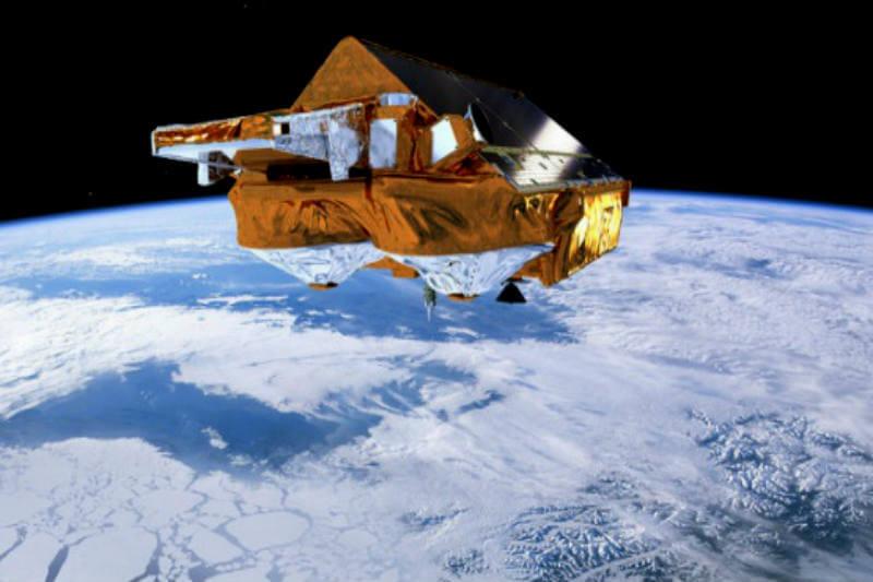 Gracias al satélite CryoSat, la Agencia Espacial Europea constató que el deshielo en los glaciares de la región sudamericana se aceleró entre 2011 y 2017.