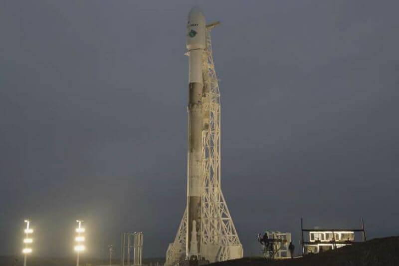 La NASA lanzará un satélite de la misión GRACE-FO para medirla velocidad del deshielo y el movimiento del agua en la Tierra.