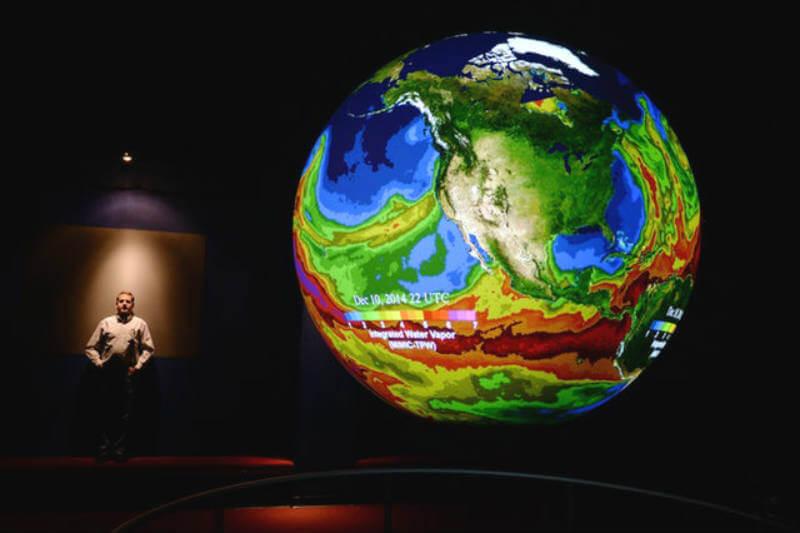 Nueva investigación ha descubierto como predecir las tormentas fluviales atmosféricas que son vitales para los suministros de agua occidentales.