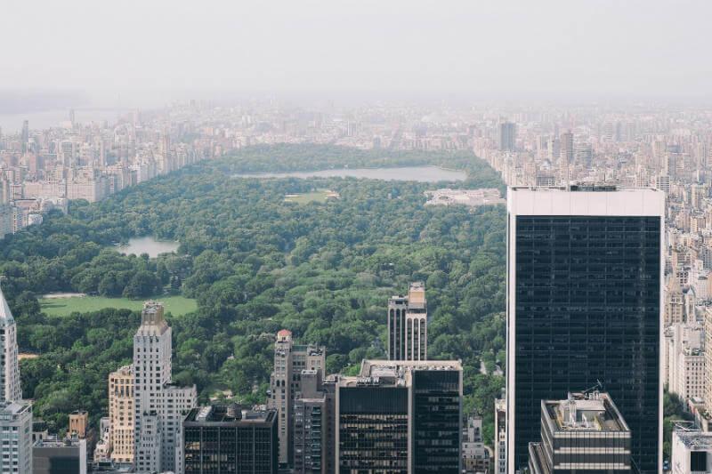 """""""Este parque no se construyó para los autos. Se construyó para la gente"""", justificó el alcalde de la ciudad de Nueva York Bill de Blasio, al anunciar la medida."""