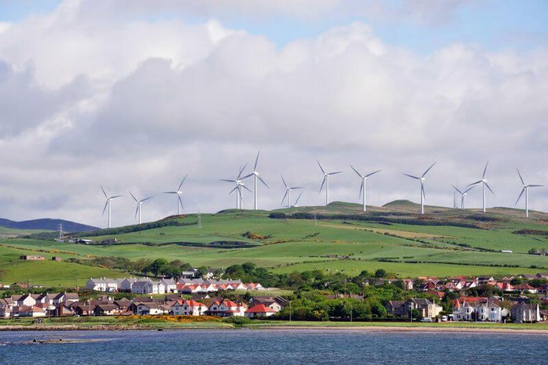 El país ha reducido a la mitad sus emisiones de gases de efecto invernadero desde 1990.