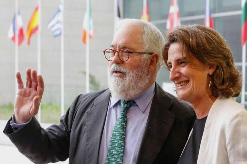 Ambos exigieron al consejo de ministros de Energía de la UE revisar posiciones de los Estados miembros en materia de renovables y eficiencia energética.