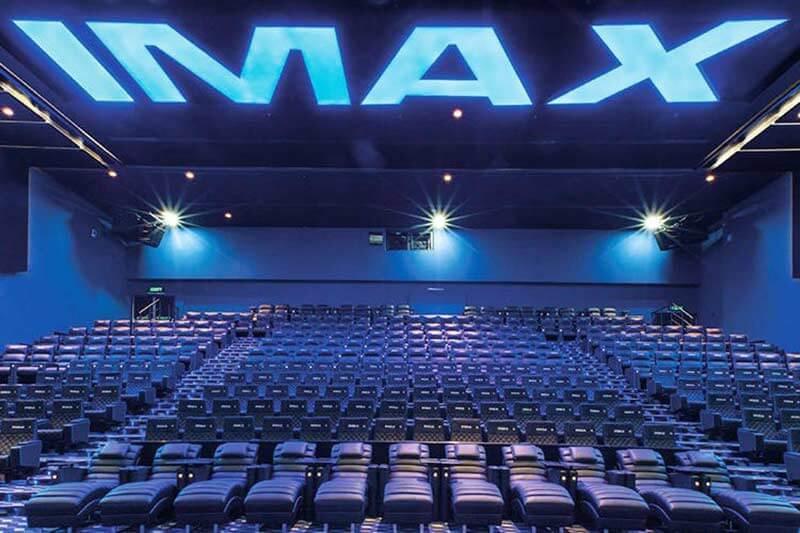 IMAX-INFOCUS