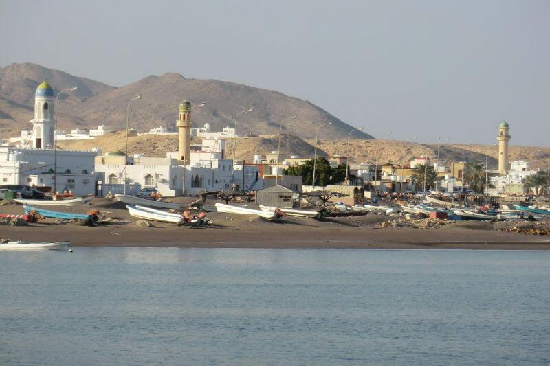 En la ciudad de Quriyat, Omán, la temperatura no bajó en 24 horas de los 42.6°C, convirtiéndola en posible nuevo récord mundial.
