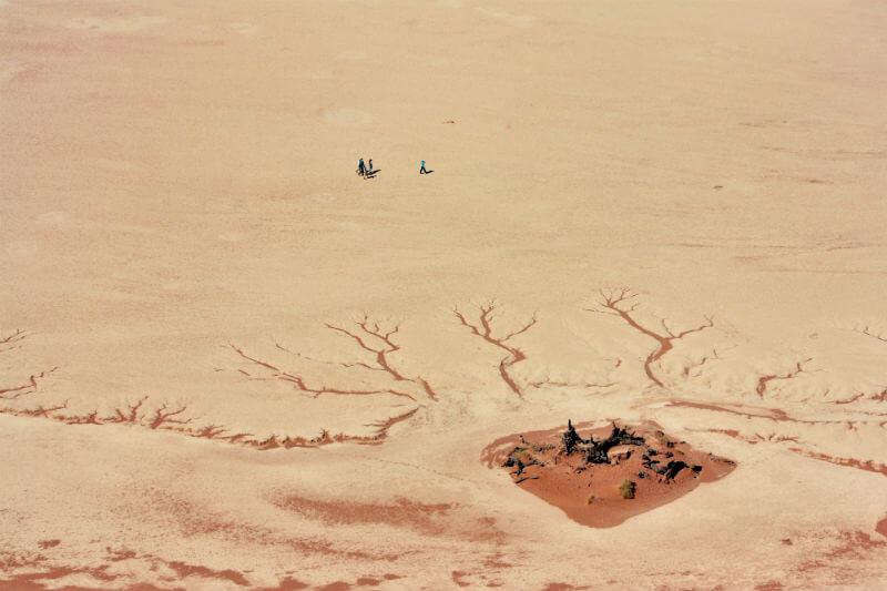 El Atlas Mundial de la Desertificación muestra cómo el crecimiento de la población y consumo están ejerciendo una fuerte presión sobre los recursos naturales.
