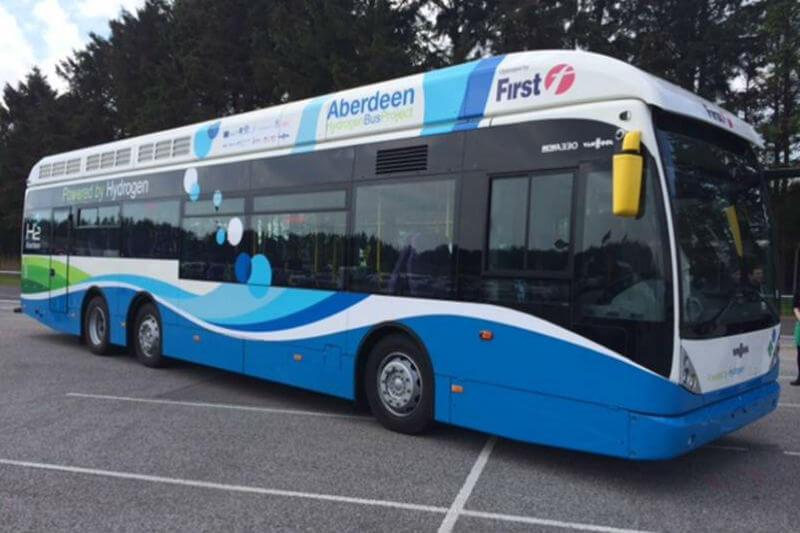 Los proyectos europeos Jive y Jive 2 llevarán 62 nuevos autobuses con células de combustible a cuatro ciudades europeas.