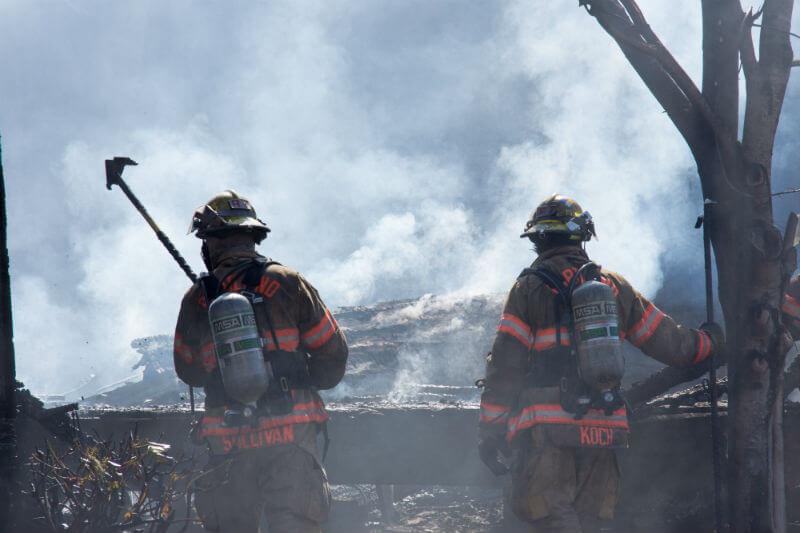 El incendio Spring Creek ha sido controlado en un 70% y ello ha permitido cancelar una orden de evacuación que afectaba a unas 2,500 familias.