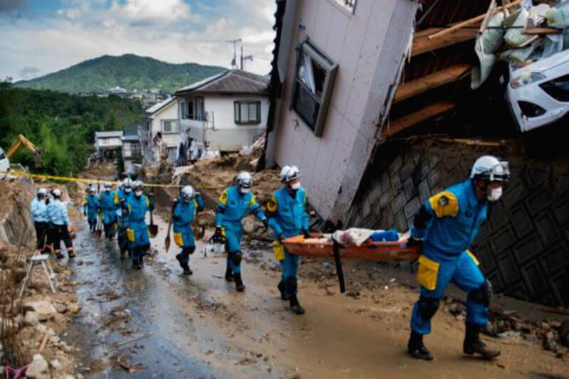 Al menos 176 personas han muerto y millones se han visto obligados a evacuar en el peor desastre meteorológico del país durante 36 años.